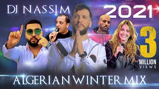 DJ NASSIM - Algerian Winter Mix 2021   mashup video mix