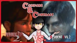 Resident Evil 2 (1998) vs. Resident Evil 2 (2019) - Compare & Contrast