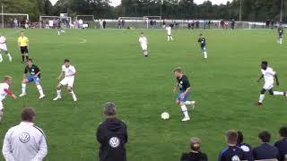 U14 Jhg2005 1. FSV Mainz 05 - VfL Wolfsburg 2:0; VEKA-Junior-Cup Sendenhorst 26.08.2018