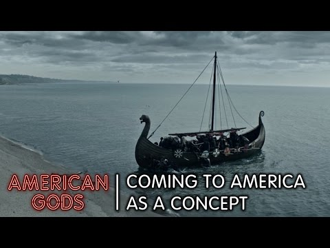 Neil Gaiman: What is Coming to America? | American Gods