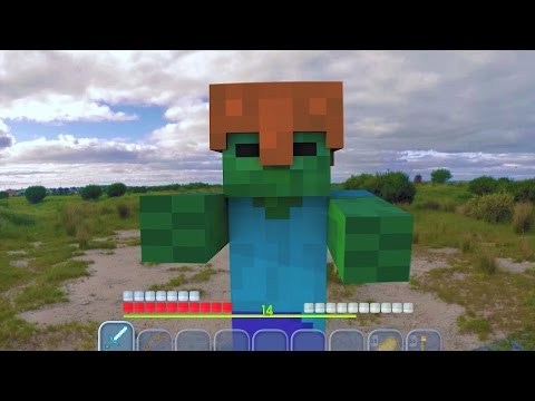 Thumbnail: Top 6 Minecraft In Real Life Animations Compilation / Real Life Mario Animations