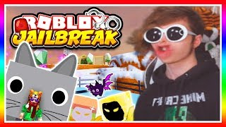 🔴 Roblox jailbreak WINTER atualização SOON | Jailbreak LIVE Simon Says | Pet & Bubble Gum Simulator!?