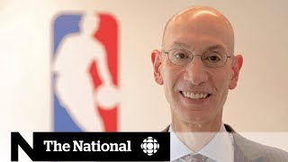 Adam Silver on the Raptors, racism, and politics in the NBA | The National Interview