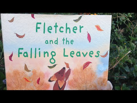 Fletcher and the Falling Leaves by Julia Rawlinson Read Aloud Children's Book