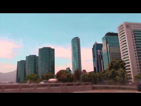 Time lapse Santiago, Chile2