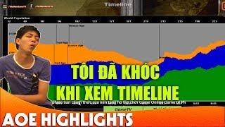 AoE Highlight |Chim Sẻ cũng không thể bật được timeline này trước Hồng Anh.