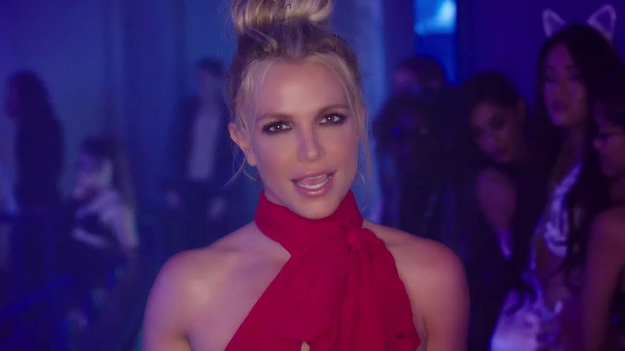 Britney Spears Music Videos But It's Just The Song Titles ...