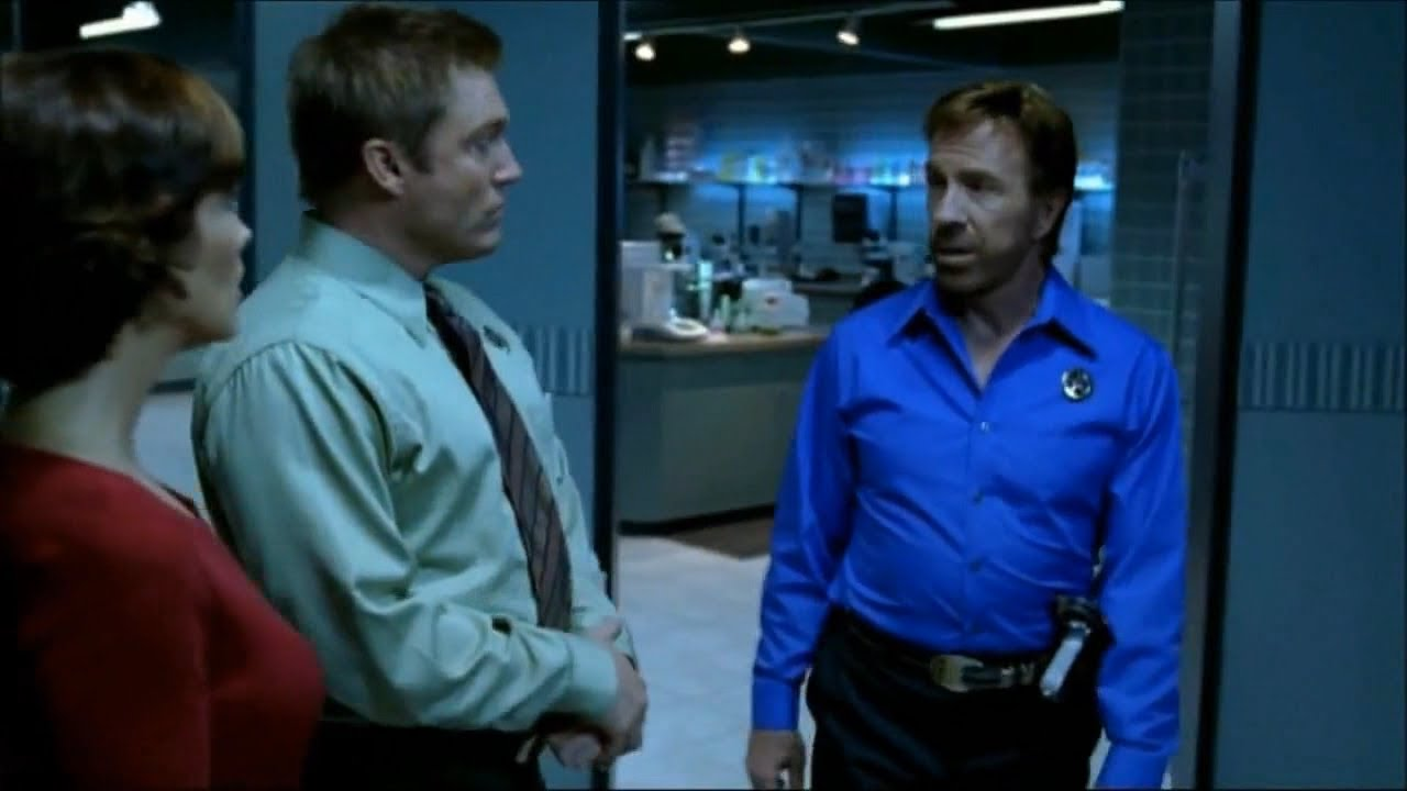 Walker, Texas Ranger: Trial by Fire (2005) - Trailer (Fan Made) | Chuck Norris