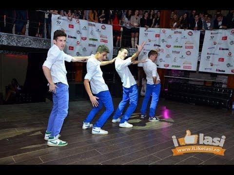 Evolution of Dance | Balul Bobocilor Al. I. Cuza 2013