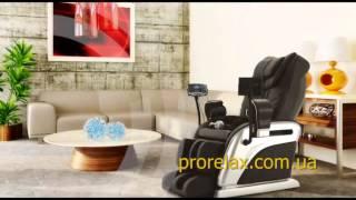 Массажное кресло Люкс Релакс,новое массажное кресло видео(Массажное кресло Люкс Релакс 4 канала записи автоматических программ MP3 плеер позволяет создать приятную..., 2013-04-10T15:25:06.000Z)