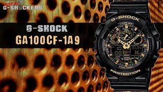 Casio G-SHOCK GA100CF-1A9 | Top 10 Things Watch Review