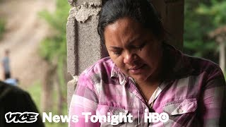 This Deported Mom Is Desperate To Get Her Children Back From The U.S. (HBO)