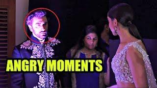 Ranbir Kapoor Angry On Ex Girlfriend Deepika Padukone - Angry Moments