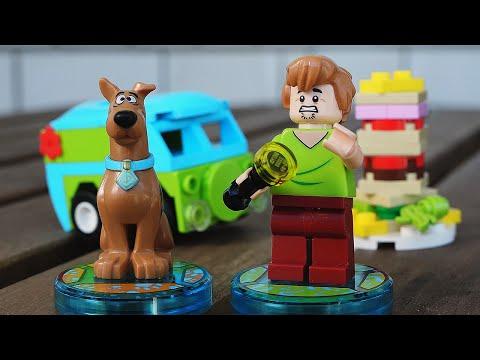 Скуби-Ду - LEGO Dimensions (Team Pack 71206 Scooby-Doo)