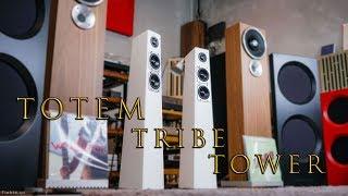 Trên tay loa Totem Tribe Tower