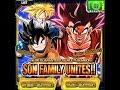 Kaioken Goku Son Family Unite Summoning Event