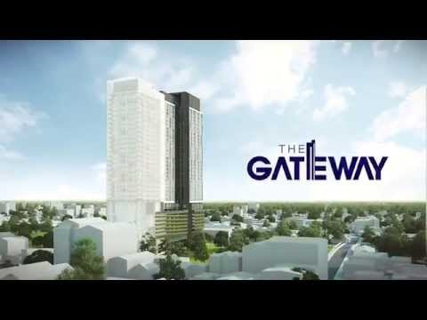 The Gateway Cambodia - Grade A office & Condo with early bird discount & guaranteed rental returns.