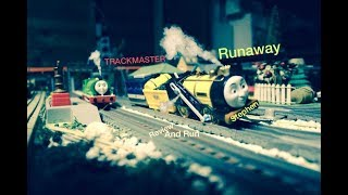 Thomas and Friends TRACKMASTER RUNAWAY STEPHEN REVIEW, MODIFICATION and RUN