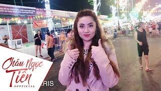 🧚🏻♀️Nàng Tiên Vlog    đêm diễn của Châu Ngọc Tiên tại khu đô thị đẹp nhất Vn HANAKA PARIS