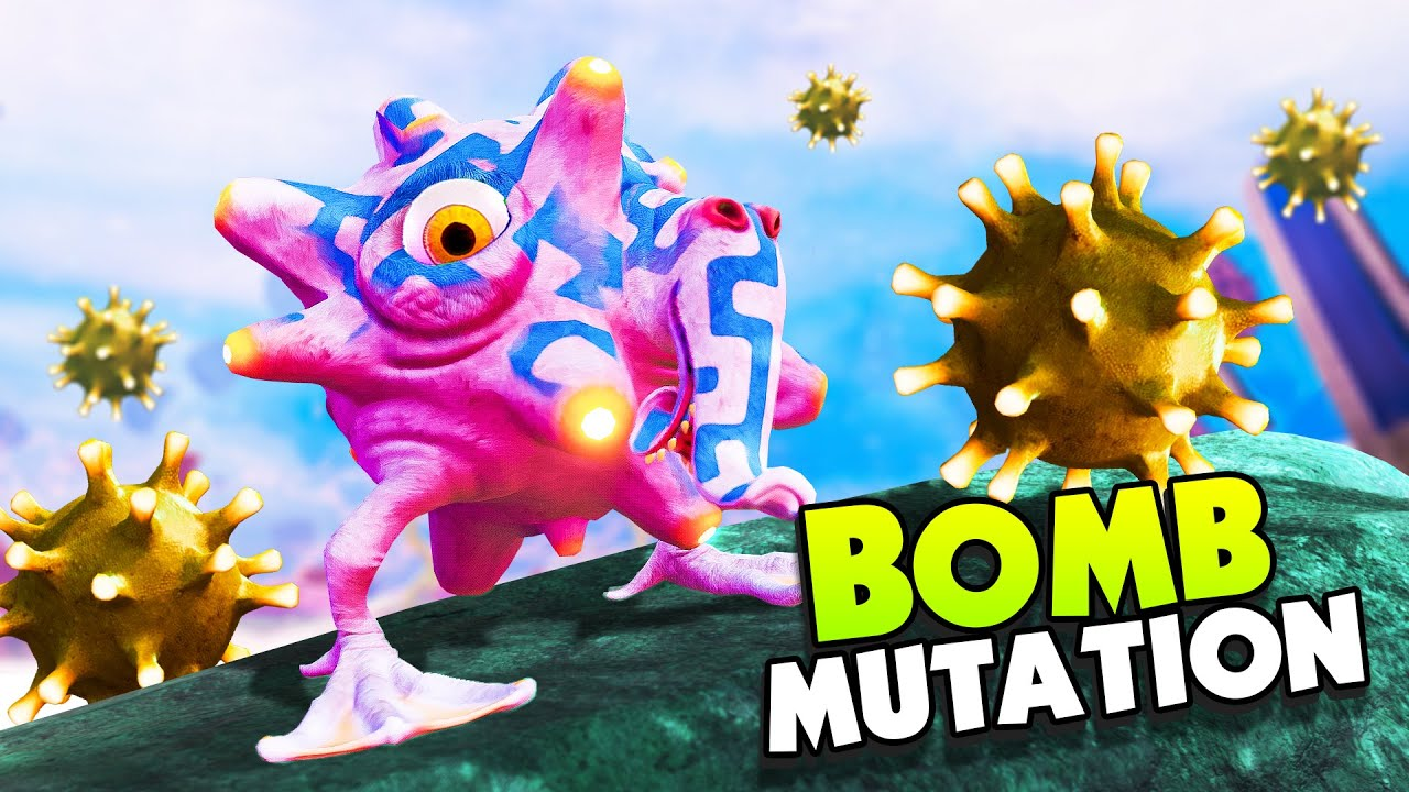 Download The BOMB MUTATION Is The ULTIMATE Alien Weapon! - The Eternal Cylinder