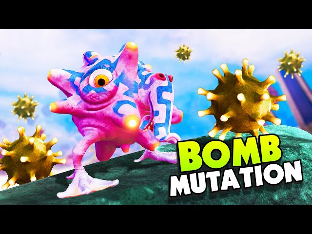 The BOMB MUTATION Is The ULTIMATE Alien Weapon! - The Eternal Cylinder