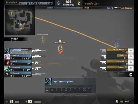 CS:GO | Please report this hacker, his profile in the description