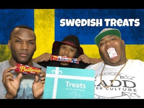 Americans Try Swedish Snacks   TryTreats.com