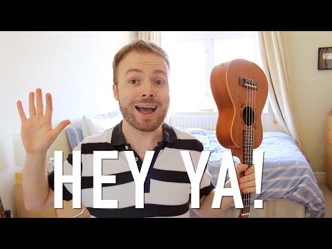 Hey Ya! - Outkast (Ukulele Tutorial)