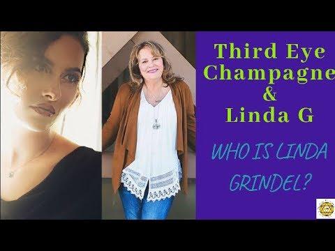 Third Eye Champagne Kirsten Langston Interviews Linda G the Comanche Psychic!