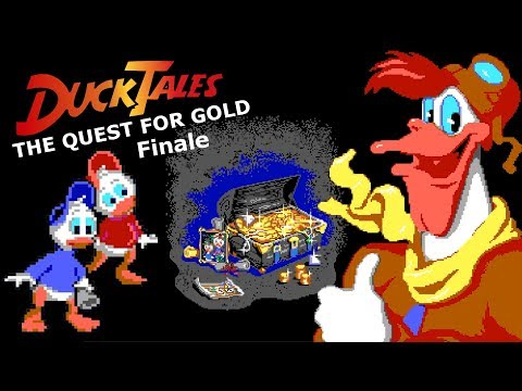 Ducktales: Quest for Gold - Caves of Death - Finale