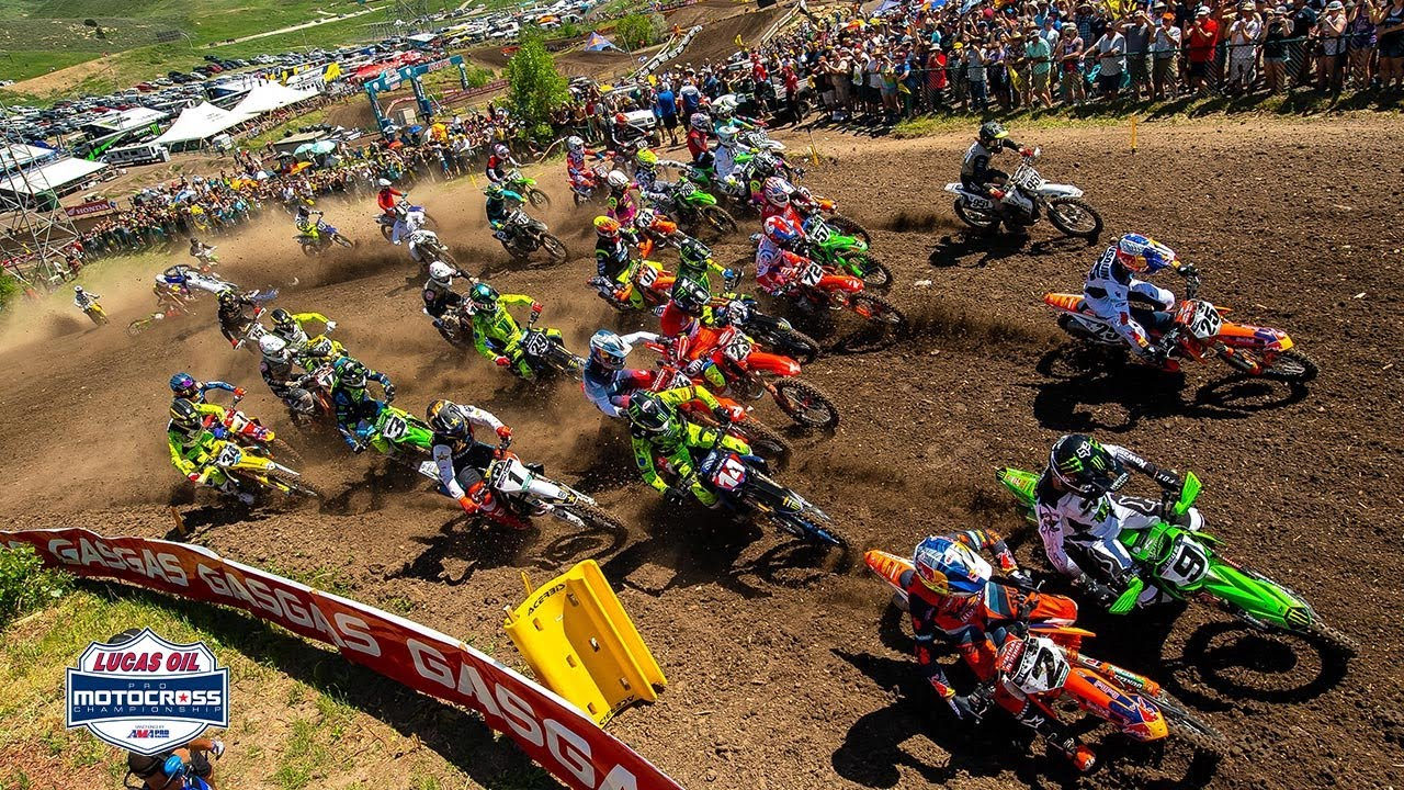 Download 2021 Thunder Valley National - Pro Motocross Highlights