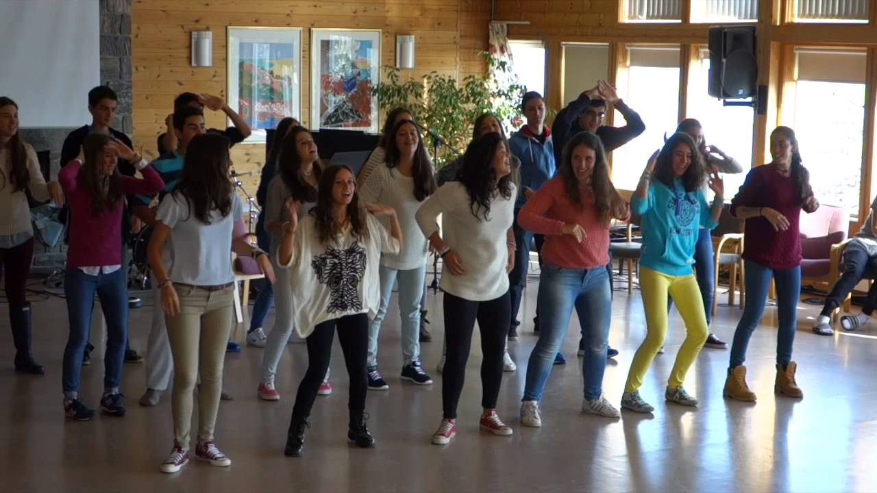 Dans på spansk