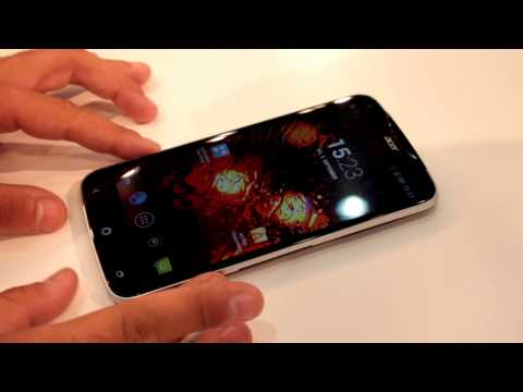 6 Inch Phablet Acer Liquid S2 with 13 MP Camera (4K-Video)