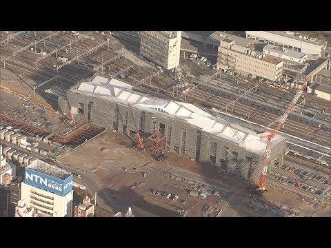 山手線初のカタカナ駅 新駅は高輪ゲートウェイに
