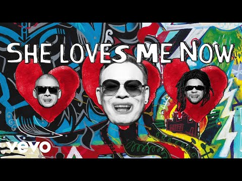UB40 featuring Ali, Astro & Mickey - She Loves Me Now (Lyric Video)