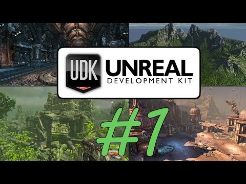 Co?Jak?Dlaczego? - Unreal Development Kit - Zapoznanie z edytorem #1