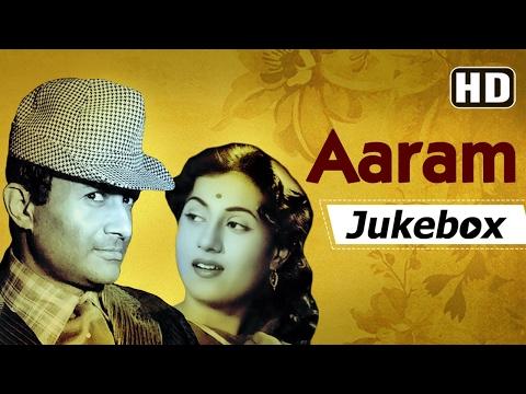 Aaram 1951 Songs [HD] - Dev Anand - Madhubala   Talat Mahmood, Mukesh, Lata Mangeshkar Hits