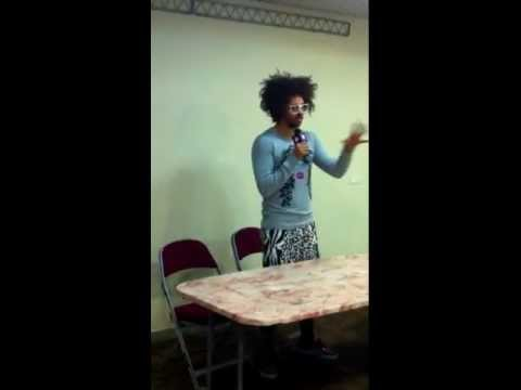 RedFoo of LMFAO full INTERVIEW in Riga, 02.12.2012