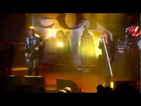 Europe - Live in Gothenburg, Sweden (2009)