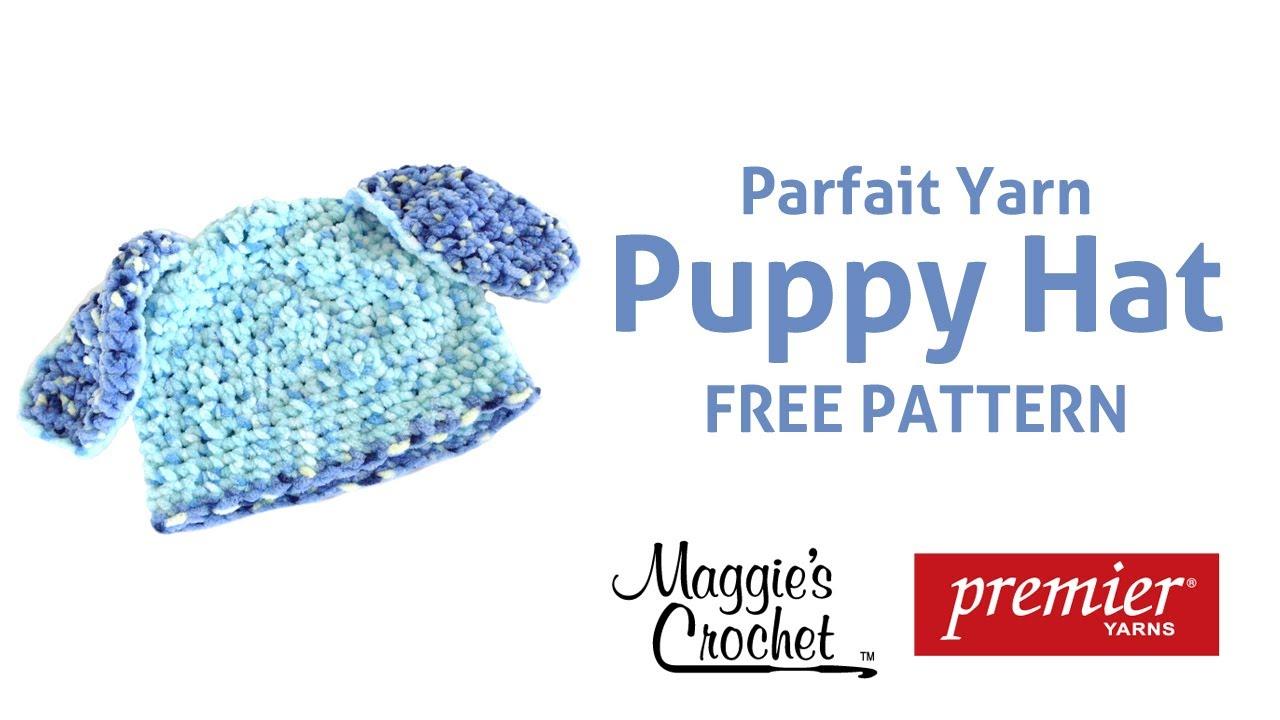 Puppy hat free crochet pattern right handed youtube puppy hat free crochet pattern right handed bankloansurffo Gallery