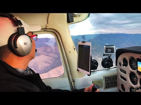 Into the Mountains in a Cessna - Coast to Coast: Part 3