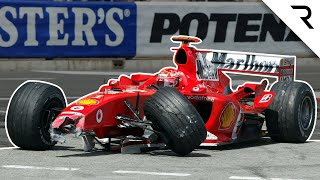 9 lost F1 wins that stopped Michael Schumacher getting to 100