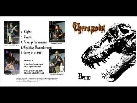 Theropoda - Death of a Soul (Demo 2013)