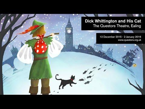 Dick Whittington & His Cat Promo #2 - Lighting Room