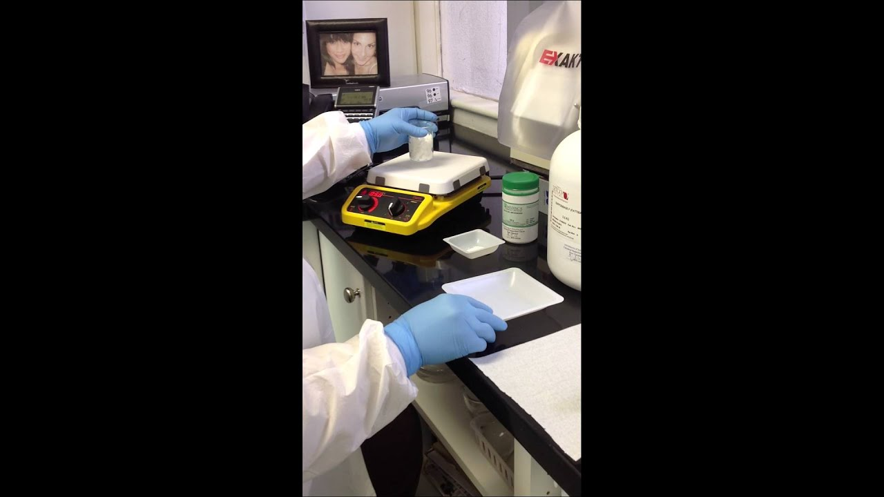 Compounding Suppositories- Westcliff Pharmacy Pt1 - YouTube