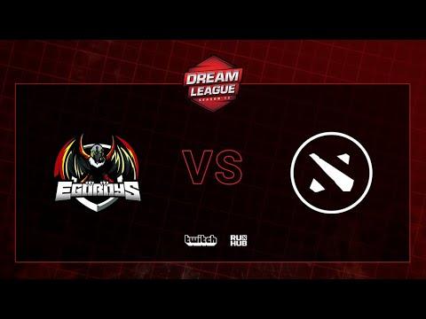 VOD: EgoBoys vs Vicious G - DreamLeague Season 13 - Game 1