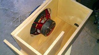 Строим короб для сабвуфера. Часть 1(Делаем короб для сабвуфера из бюджетных компонентов своими руками. Определяемся с материалами и собираем..., 2015-01-06T17:34:49.000Z)