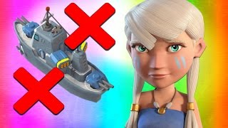 Boom Beach NO GUNBOAT ENERGY CHALLENGE!