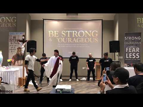 Alberta Men's Conference 2017 Opening Creatives - SFC Calgary Brothers
