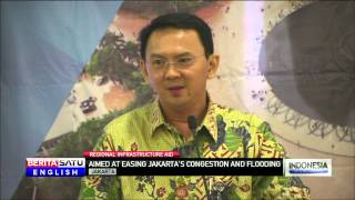 Jakarta Governor Ahok to Fund Infrastructure Development in Satellite Cities
